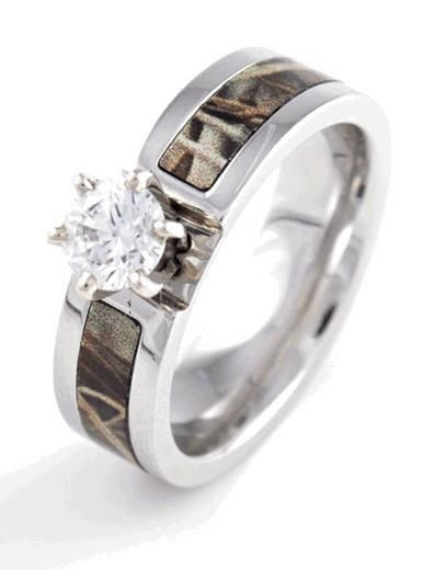 13 best His Hers Sets images on Pinterest Camo rings Wedding
