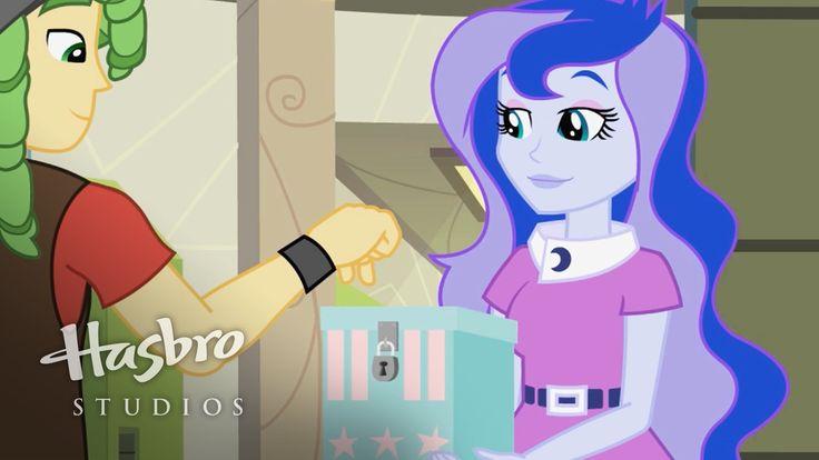 MY LITTLE PONY: Equestria Girls - Conoce a Luna