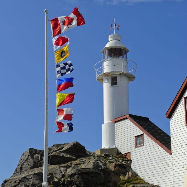 Nautical flags by Custom Flag Maker