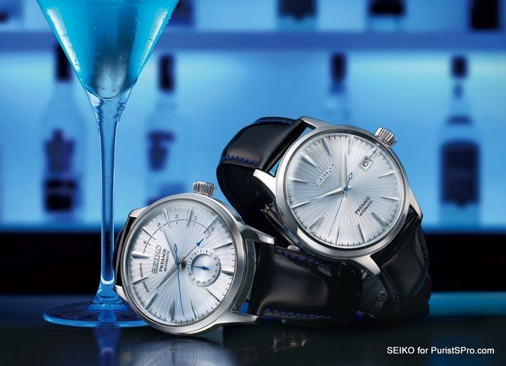 PuristSPro - From the cocktail bar to your wrist. The new Presage collection, inspired by the glamour of the cocktail bar. Back in 2010, a Seiko mechanical watch inspir