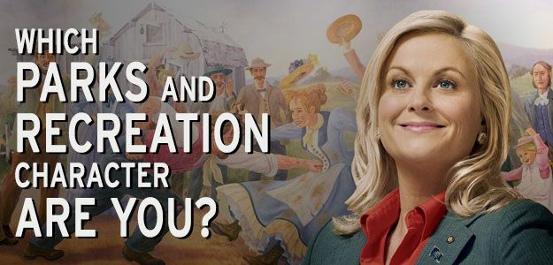 Which Parks and Rec character are you?