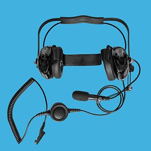 Noise-Reduction-Headphone-for-Motorola-SRX-2200-XPR-7350-XPR-7380-7550-7580