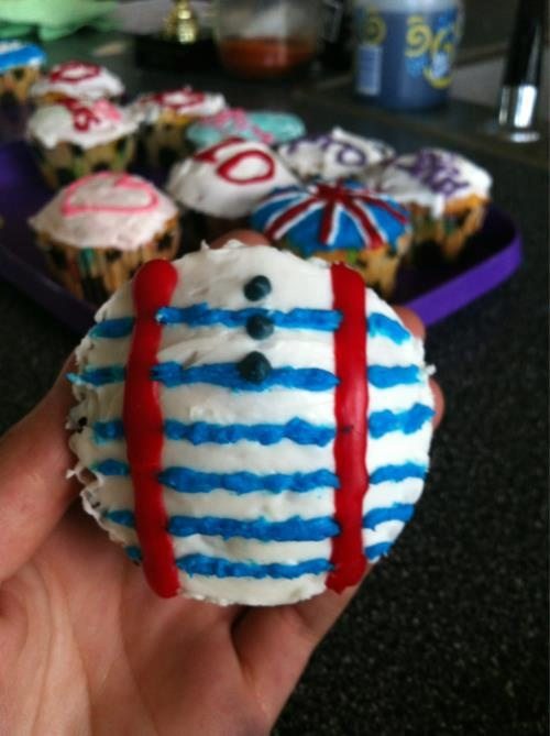 repin if this cupcake reminded you of someone(;