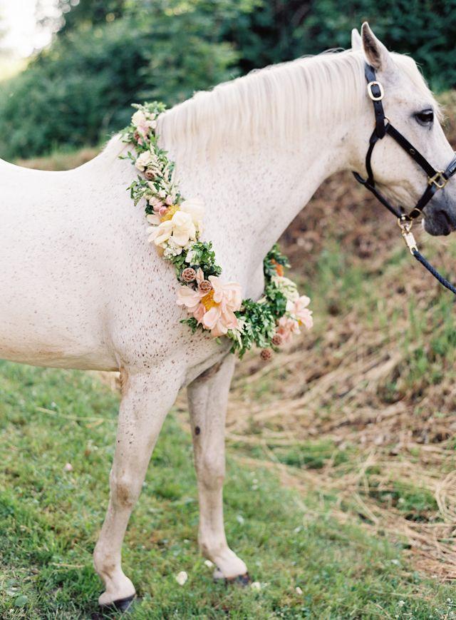 25  best ideas about flower garlands on pinterest