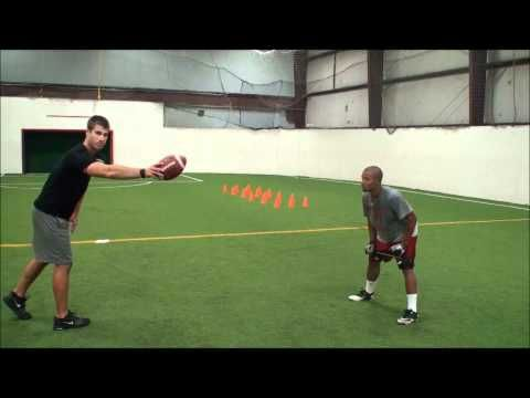 Football Drills to increase speed agility and reaction time