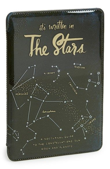 Free shipping and returns on kate spade new york 'in the stars' iPad mini case at Nordstrom.com. A star-spangled case protects your iPad Mini from scuffs and scratches with celestial splendor.