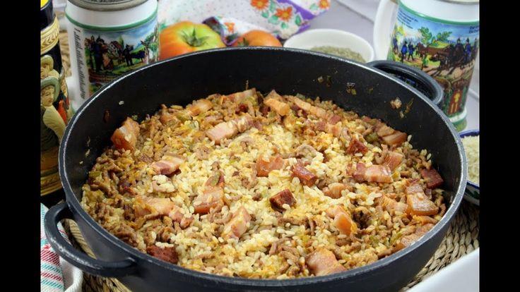 El arroz mas facil y con mas sabor del mundo, ¡COMPRUEBALO!