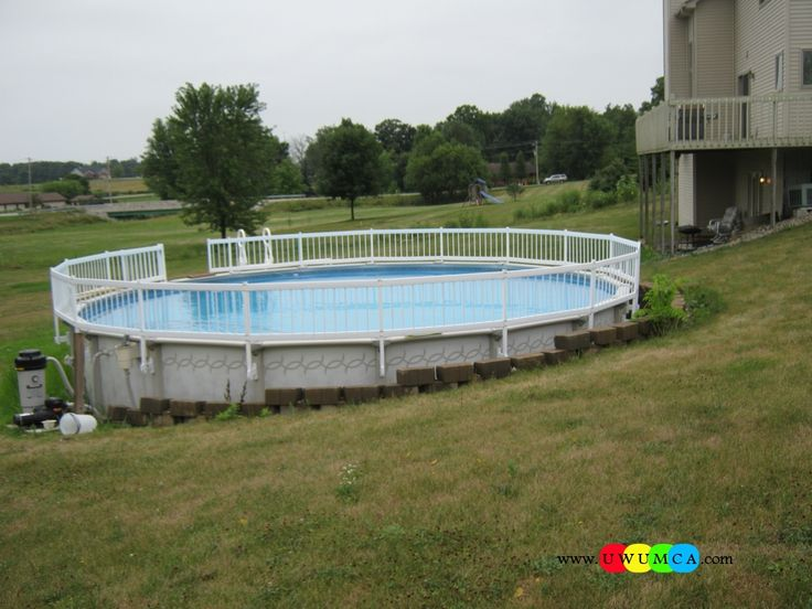 Best 25 pool deck plans ideas on pinterest above ground pool decks pool decks and ground Diy resurfacing concrete swimming pool deck ideas