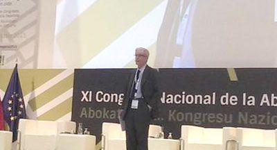 """Antonio Garrigues: """"Este es el momento de los abogados"""""""