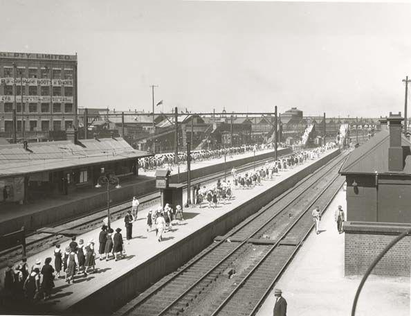 redfern station - photo #21