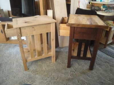 Nightstand Tables | Woodworking | Blogs | Videos |Free Project Plans | How To