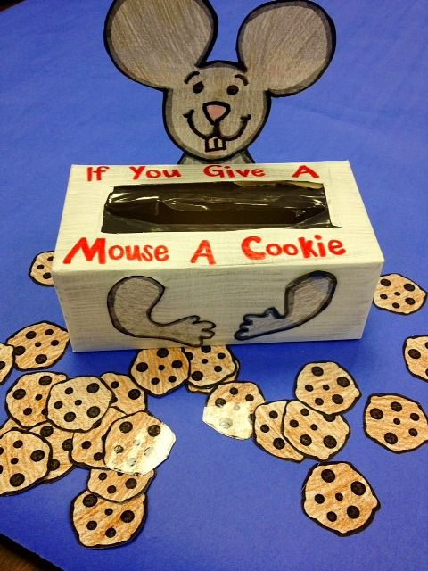 If You Give a Mouse a Cookie | http://homemadespeech.com/