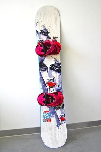 Arbor Cadence 151 cm Women's Girl's Snowboard Pink Burton Bindings 72 | eBay