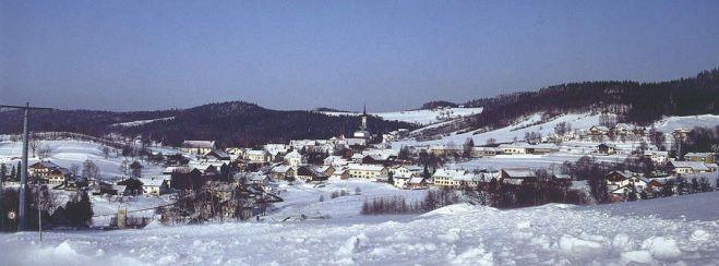 Grainet, Pfarrkirche Hl. Dreifaltigkeit