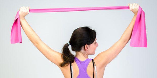 Schultermuskeln täglich trainieren | Die 10 goldenen ... | Praxisvita