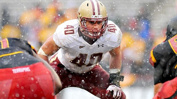 Luke Kuechly - Boston College