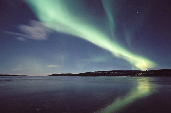 Finland, Aurora Borealis