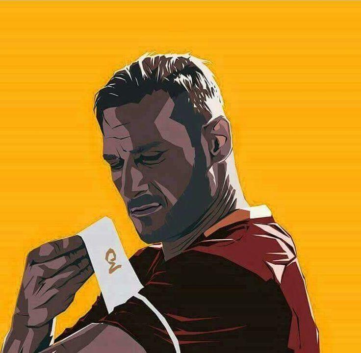 Francesco Totti #ft10 #francescototti #4x10