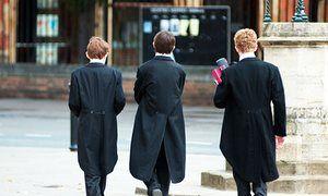 Eton private school pupils
