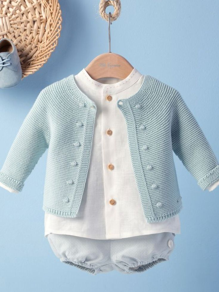Best 11 How to make a Knitted Kimono Baby Jacket – Free knitting Pattern