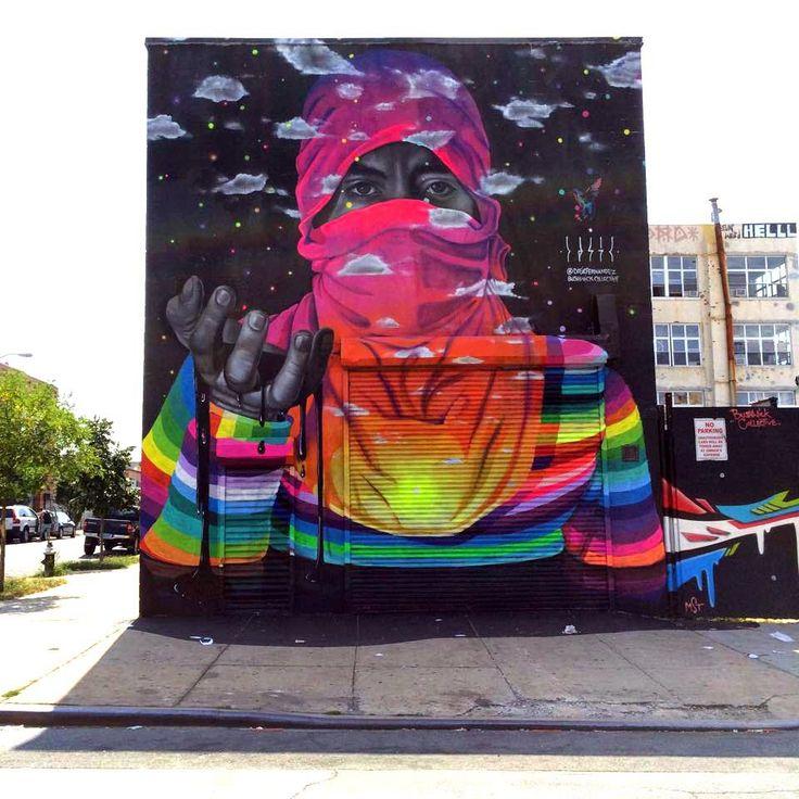 Dasic Fernandez - at Wycoff + Troutman, Brooklyn, New York, USA - August, 2014