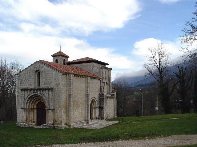 Iglesia románica Sta. Mª de Siones, by Merindades, Sensaciones por Descubrir, via Flickr