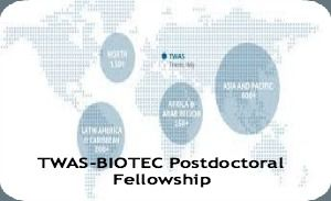 TWAS-BIOTEC Postdoctoral Fellowship Programme in Thailand , and applications are submitted till 15th September 2014. TWAS-BIOTEC Postdoctoral Fellowship Programme for young scientists from developing countries. - See more at: http://www.scholarshipsbar.com/twas-biotec-postdoctoral-fellowship.html#sthash.YNdQZ9bH.dpuf