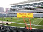 #Ticket  2 Cleveland Browns at Cincinnati Bengals tickets section 106 row 4 #deals_us