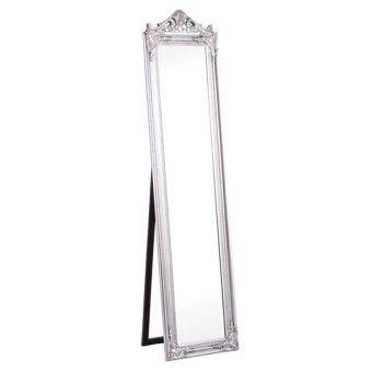 Biev Antik Silver Boy Aynası 45X180 Cm
