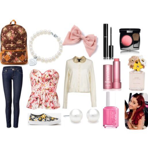 Ariana Grande inspired Outfit | Adriana grandes inspired ...