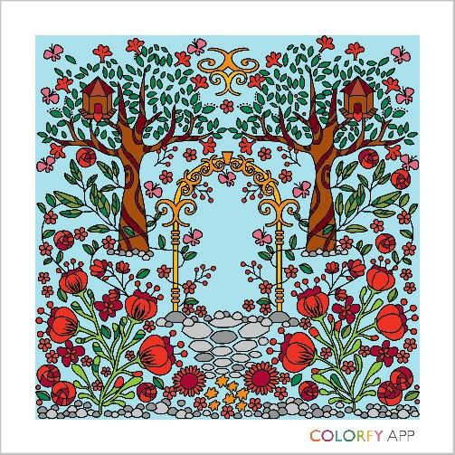 17 Best Colorfy Images On Pinterest