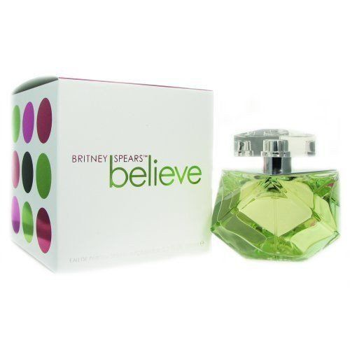 Details about  BELIEVE * Britney Spears * Perfume for Women * EDP * 3.3 / 3.4 oz * NEW IN BOX (Only Ship to United States)