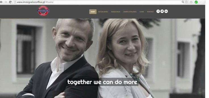 UNDERGROUND Immigration office  karty pobytu obywatelstwo polskie Jacek Winiarski Monika Skonieczna