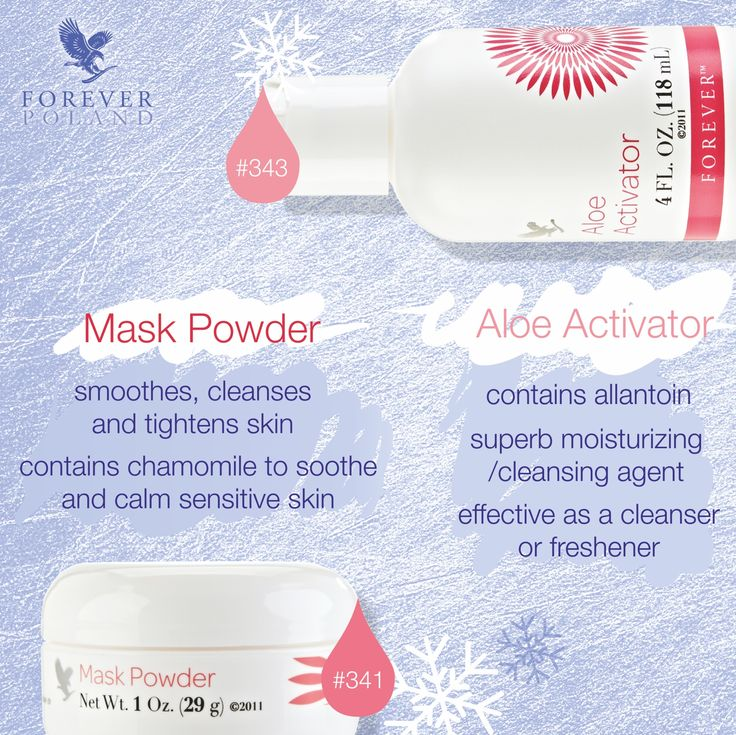 Blend Mask Powder with Aloe Activator to create the Facial Mask, for brightening and tightening. For more information and special offers see www.facebook.com/aloesoph