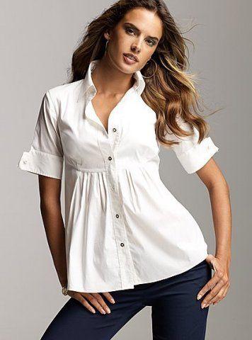 En şık bluz ve gömlek modelleri - 7