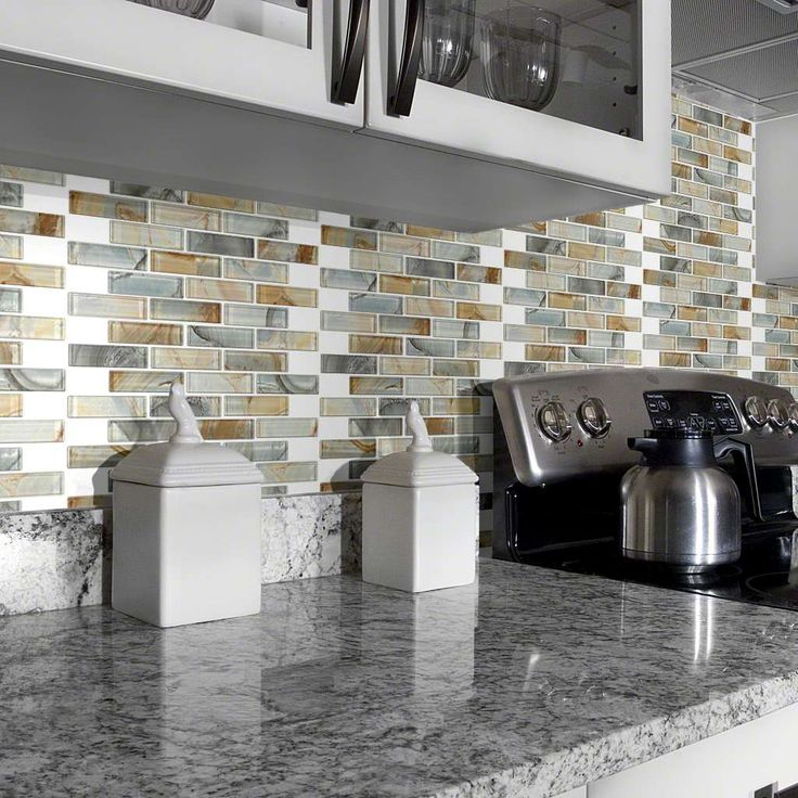 Shaw's mercury glass cs49p gilt Tile and Stone for