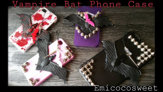Check out this item in my Etsy shop https://www.etsy.com/au/listing/486124857/iphone55s-phone-case-bat-wing-vampire