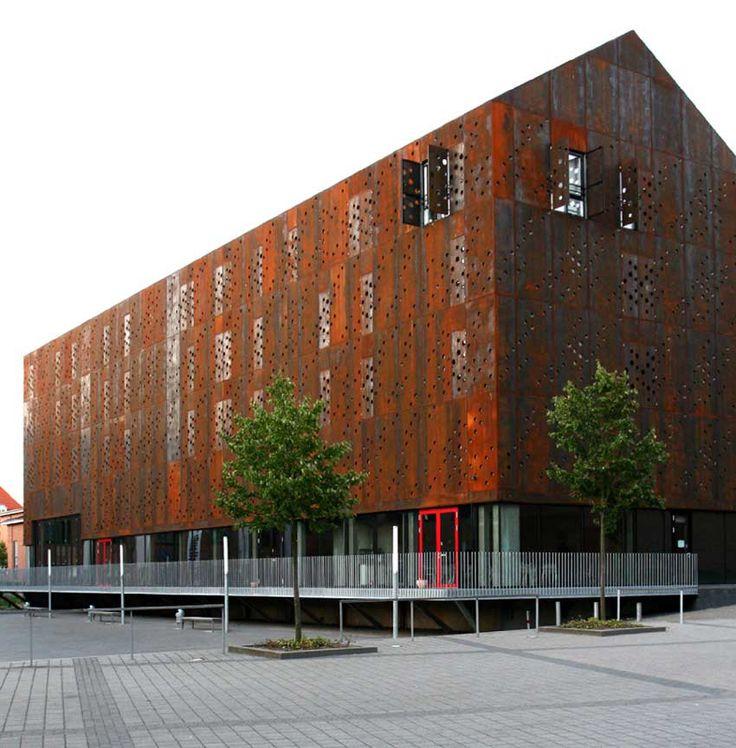 Performers' House, Silkeborg, Denmark | SHL Architects
