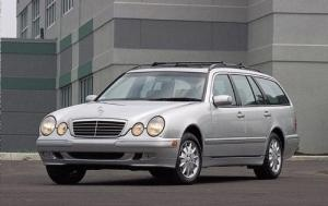 2001 Mercedes E320 Wagon