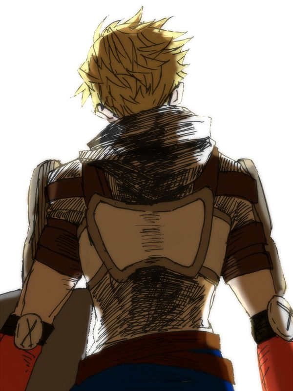 Jaune Arc. in my opinion, probably the best character other than Roman.... *cries*