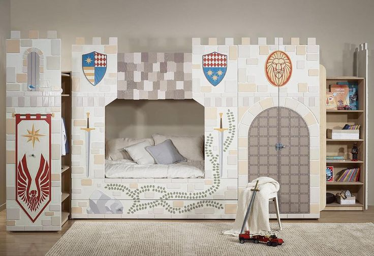 Remember those forts you used to build as a child with the chairs and the sheets? I think we never really grew out of doing that...things might have gotten a bit out of control  - Young Empire - Smart Luxury Children's Furniture