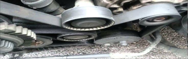 Replacing Water Pump On BMW E39 535i/540i M62 V8