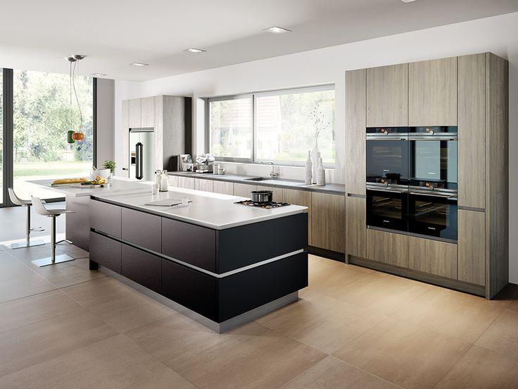 9 Best Küppersbusch Individual Images On Pinterest Luxury   Loft Kuche Mit  Kochinsel Jo Wynant Kitchen