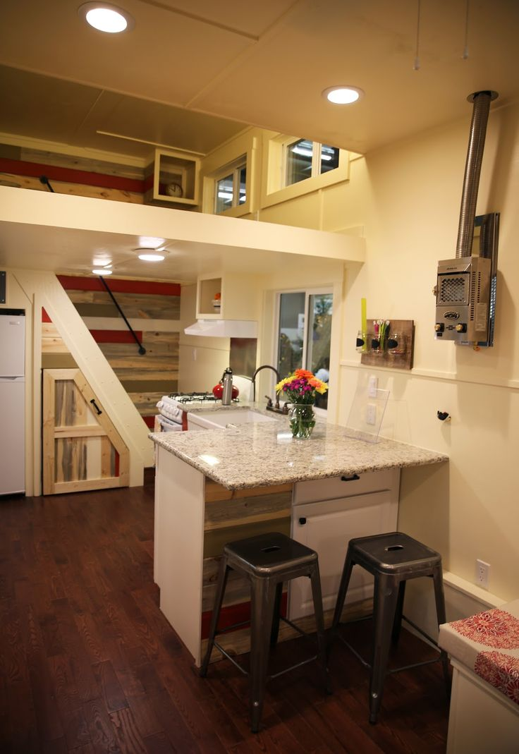 Get Up Close And Personal With Some Of The Swankiest Tiny Homes On The  Market