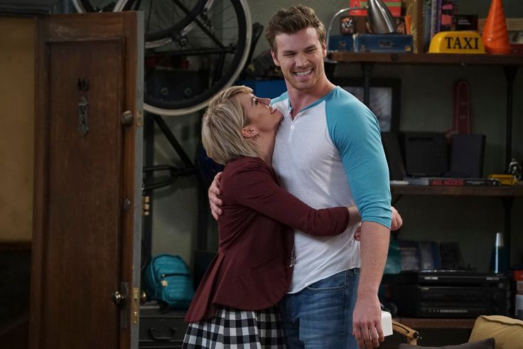 "#BabyDaddy 5x03 ""Ben-geance"" - Riley and Danny"