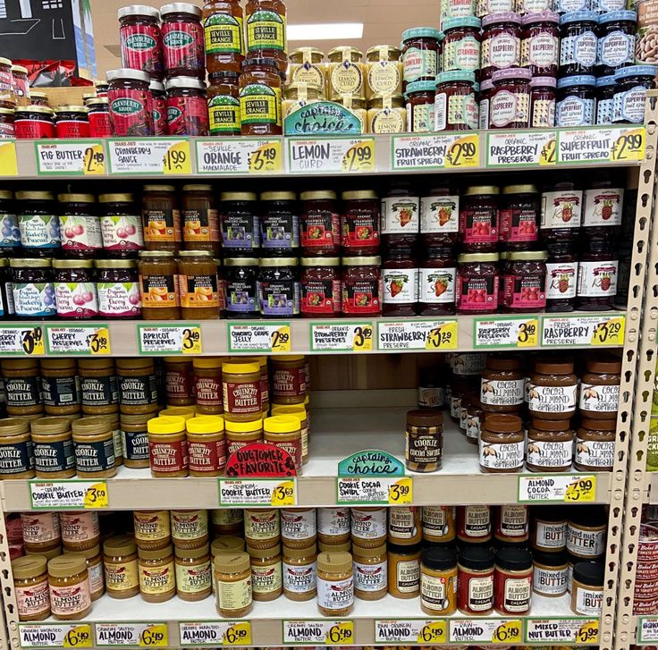 16 Healthy NonPerishable Foods From Trader Joe's That Are