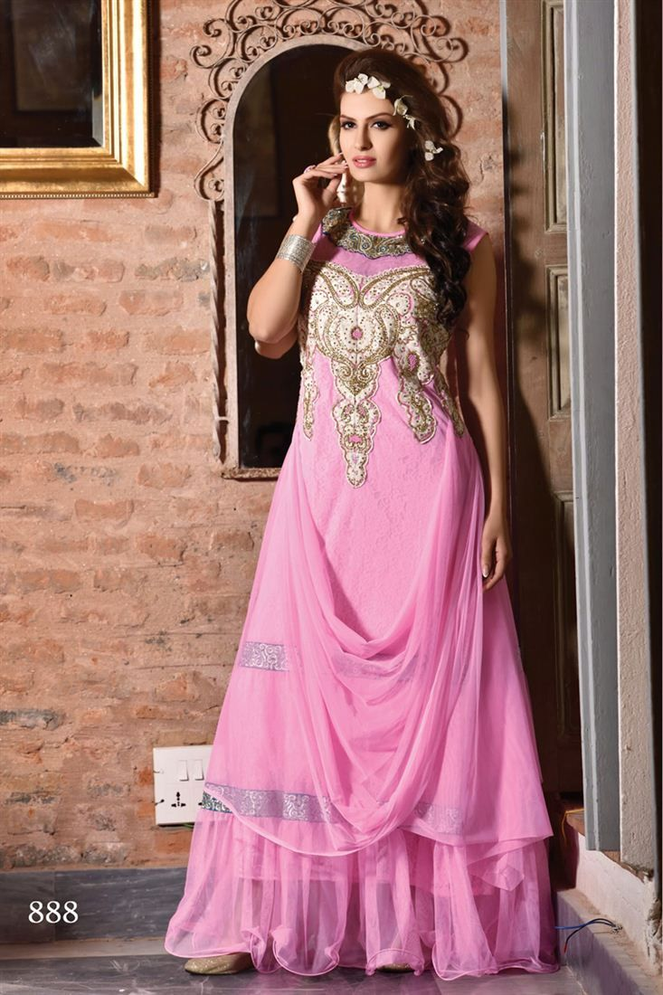 18 best Indo-Western Gowns images on Pinterest | Designer gowns ...