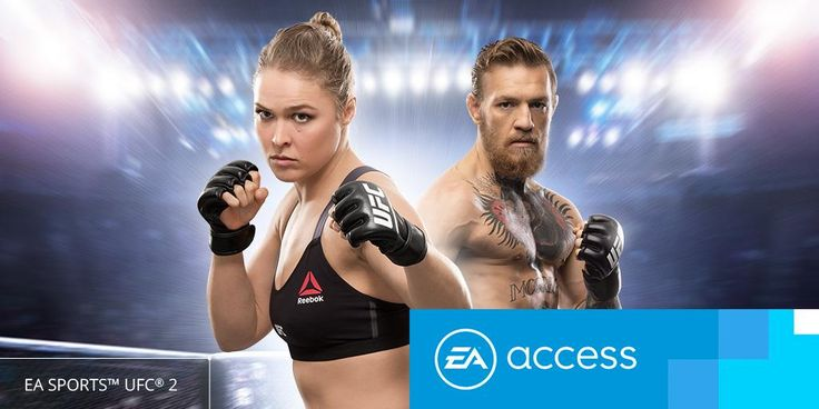EA Sports UFC 2 now available in the EA Access Vault on Xbox One It's been a big week for EA and their Access Vault and nothing comes bigger than EA Sports UFC 2! http://www.thexboxhub.com/ea-sports-ufc-2-now-available-ea-access-vault-xbox-one/