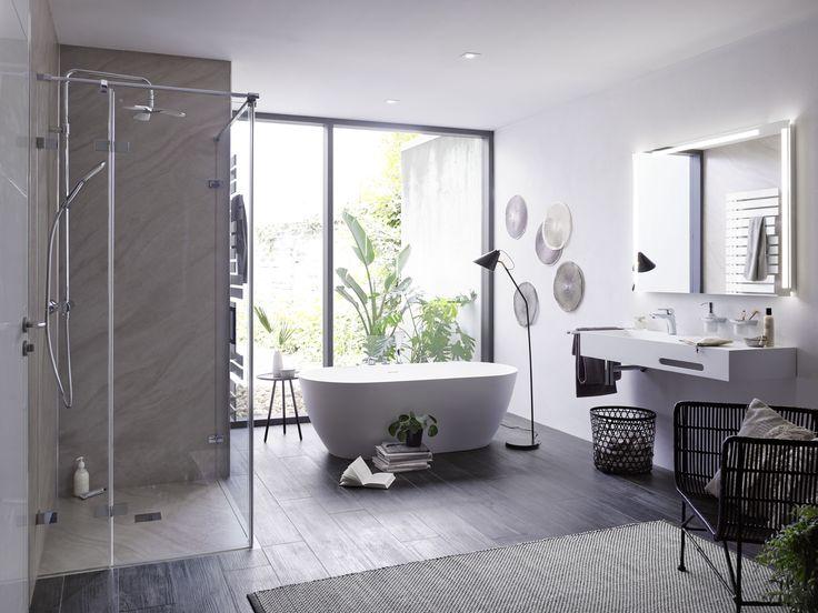 Die besten 25+ Luxus badezimmer Ideen auf Pinterest Luxuriöses - badezimmer 7 qm
