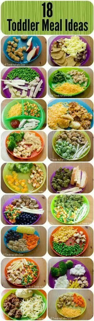 Kids food ideas